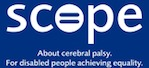 Scope - For disabled people achieving equality.