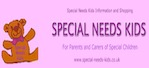 Special Needs Kids is an Information Directory
