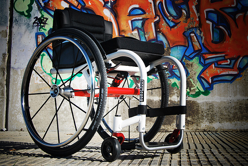 ORacing Wheelchair (Full Size)