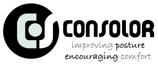 consolor logo - improving posture, encouraging comfort (Full Size)