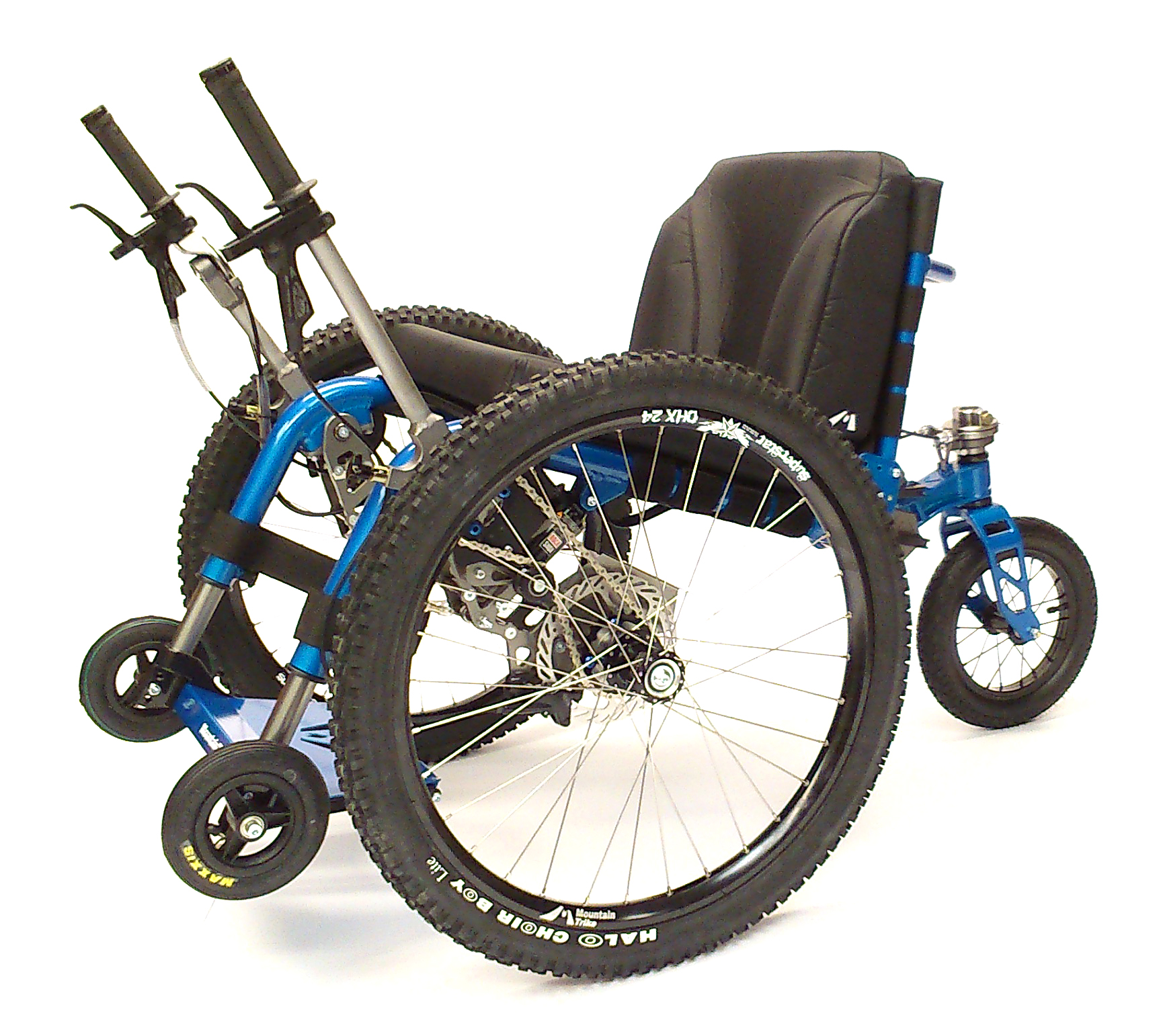 The fabulous X-country Mountain Trike standard model (Full Size)