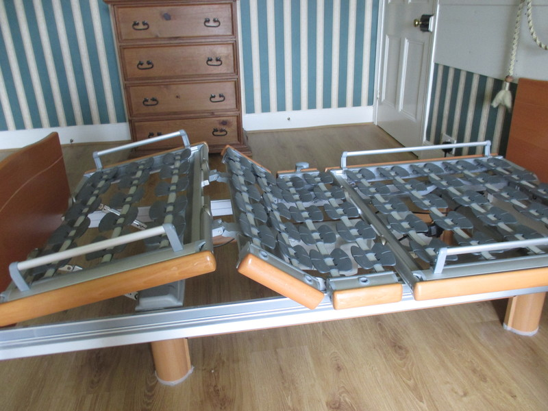 Adjustable bed beds buy second hand for Second hand bunk beds