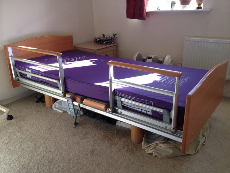 Second Hand Electric Beds For Sale