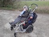 Special Needs Tandem Buggy