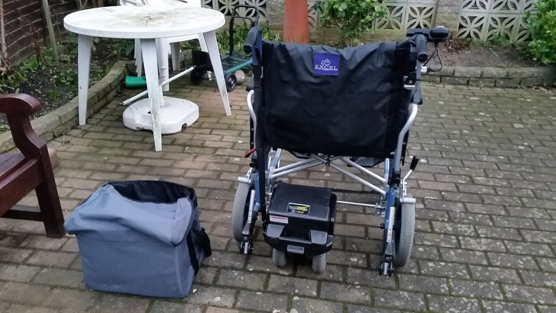 Battery Powered Wheelchair - Electric Wheelchairs - Buy ...
