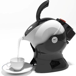 Uccello Lightweight Power Pour Kettle and Tipper - click to zoom
