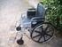Bariatric Sentra EC Wheelchair