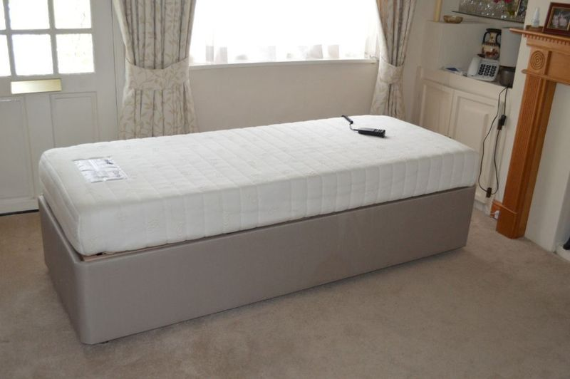 Furmanac Electric Adjustable Bed Beds Buy Second Hand