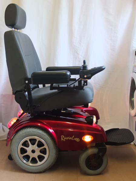Rascal 301 Viva Fast Powerchair Electric Wheelchair