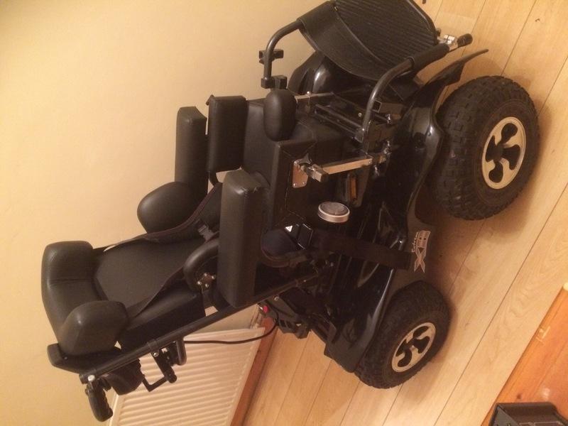 Extreme x8 all terrain electric wheelchair electric for All terrain motorized wheelchairs
