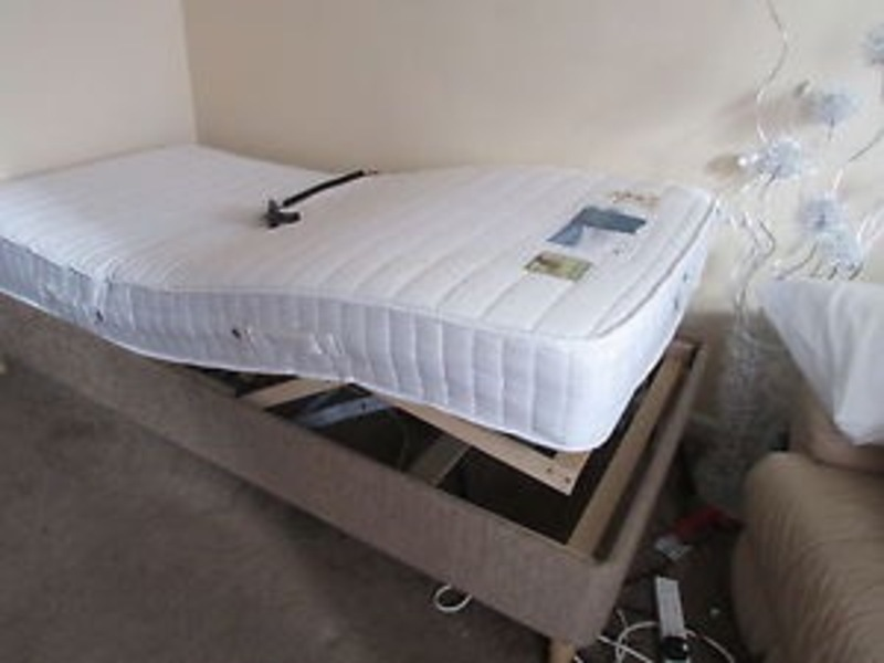 Deco One Rehab Rise And Recline Bed Beds Buy Second