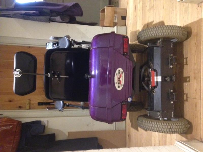 Mybility 4 x all terrain wheelchair for sale electric for All terrain motorized wheelchairs