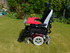 Salsa M Dual Control Powered Wheelchair for stability, safety and comfort
