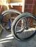 Wheelchair wheels (off road)