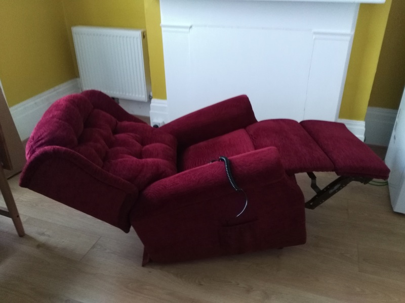 Celebrity Riser Recliner Armchair - click to zoom & Celebrity Riser Recliner Armchair - Risers - Buy Second Hand ... islam-shia.org