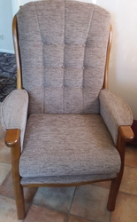 High seat chair - click to zoom