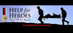 Help For Heroes - for current conflicts' wounded