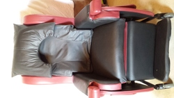 Hydrotilt Comfort Care Mobility Chair - click to zoom