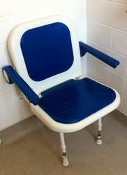 SHOWER SEAT – AKW 0414P  - click to zoom