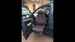 Auto adapt turny evo seat - click to zoom