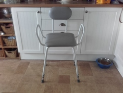 Disabled Perching Stool - click to zoom