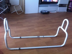 Double Ended Bed Grab Rail - click to zoom