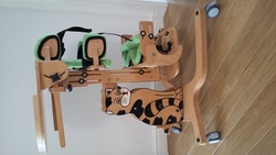 Cat 2 Children's Standing Frame - click to zoom