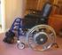 Invacare Action 5N Electric Powered Wheelchair with Alba E-Motion Wheels