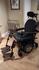 Quantum Q6 Power Edge wheelchair
