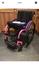 "Quickie Helium 18x16"" in Flamingo Pink Glitter"