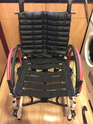 Wheelchair for spares or repair - click to zoom
