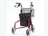 Tri-wheel walker