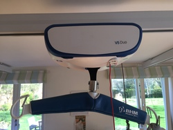 V5 Duo X/Y Ceiling Hoist - click to zoom