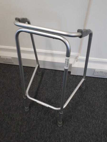 Walking Frame (unused) - Crutches, Frames & Walking Sticks - Buy ...
