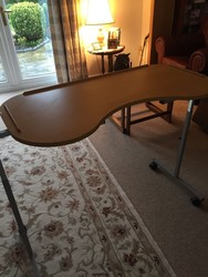 OverBed table - click to zoom