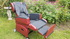 Hydroflex Tilt and Space Chair