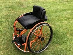 RGK Interceptor Titanium Basketball Wheelchair - click to zoom