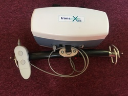 TransactiveXtra ceiling track hoist - click to zoom