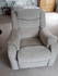PARKER KNOLL DUAL MOTOR RISE AND RECLINE CHAIR