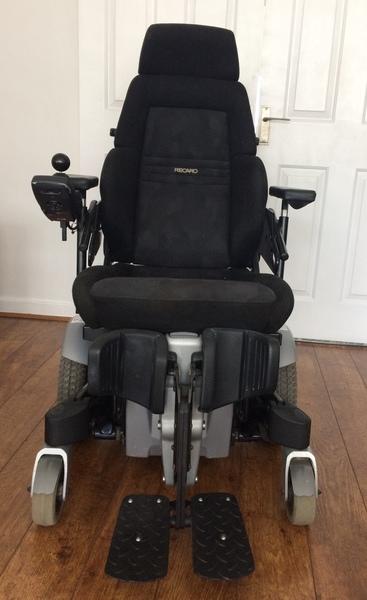 Tyhooh 2 Powerchair