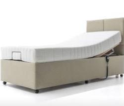 Remote control adjustable bed base - click to zoom