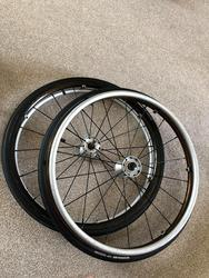 -- SPINERGY WHEELCHAIR WHEELS -- - click to zoom