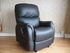 Black Montreal Recliner/Riser Chair