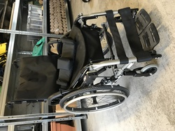 levo standing wheelchair - click to zoom