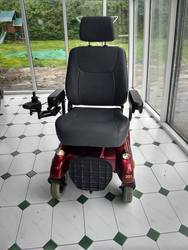 Rascal 301 power chair - click to zoom