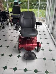 Rascal 312 turnabout power chair - click to zoom