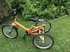 Tomcat trike fizz suitable for 4-8 year old.