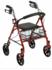 4 wheel rollator - Brand new
