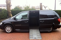 Chrysler grand Voyager CRD Diesel LX  - click to zoom