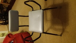 Perching chair - click to zoom